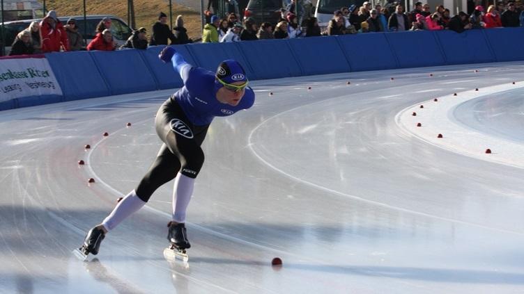 Meie sportlane parandas Eesti rekordit